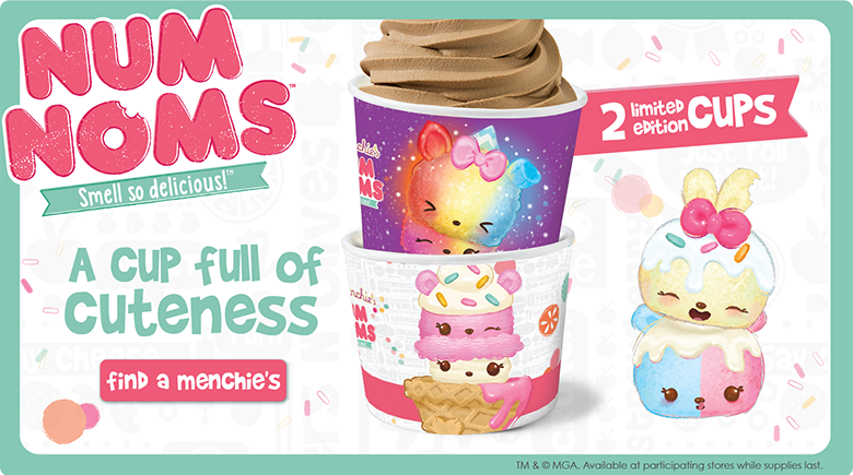 Num Noms - a Cup Full of Cuteness