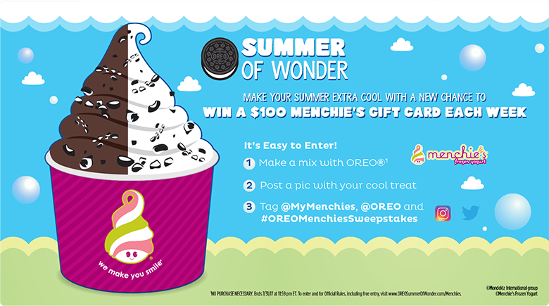 Oreo Summer of Wonder Contest
