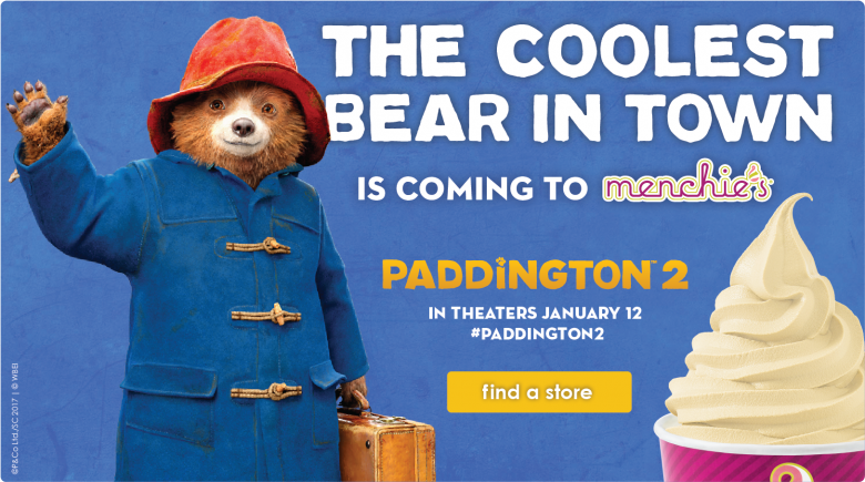 Paddington 2 The Movie in theaters soon!
