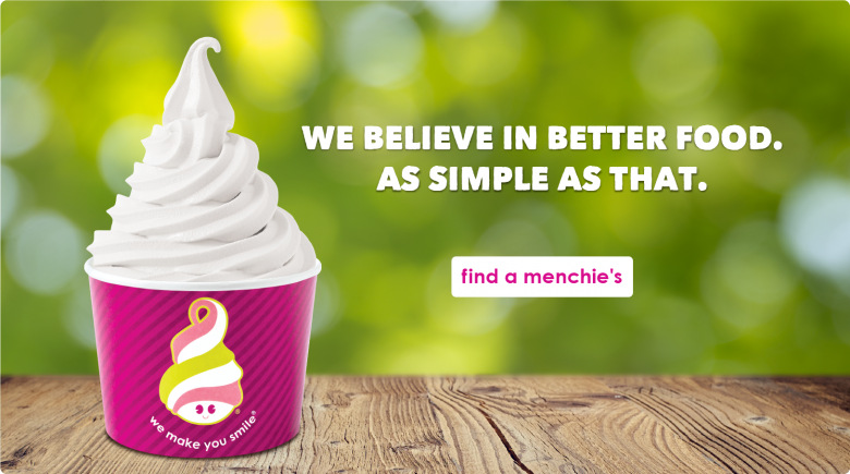 We believe in better food.  Simple as that.
