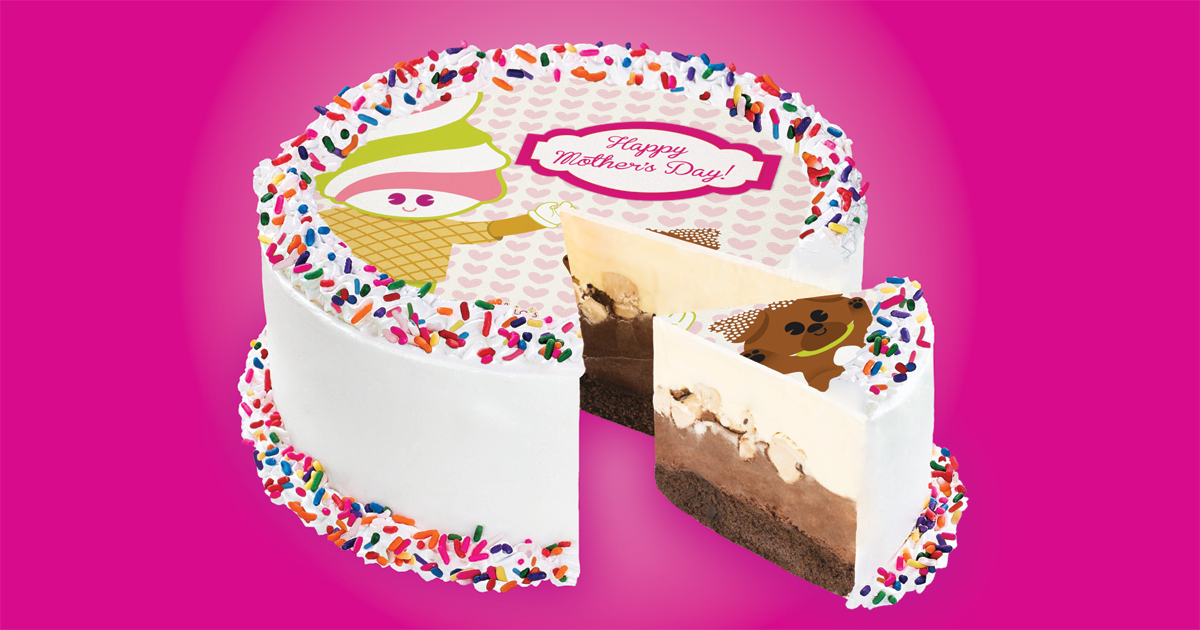 Menchie S Frozen Yogurt Ready Made Signature Cakes From