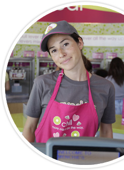 Menchie's Store Opportunities