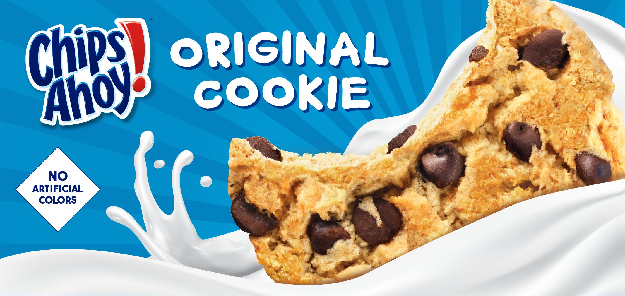 chips ahoy!® original cookie label image