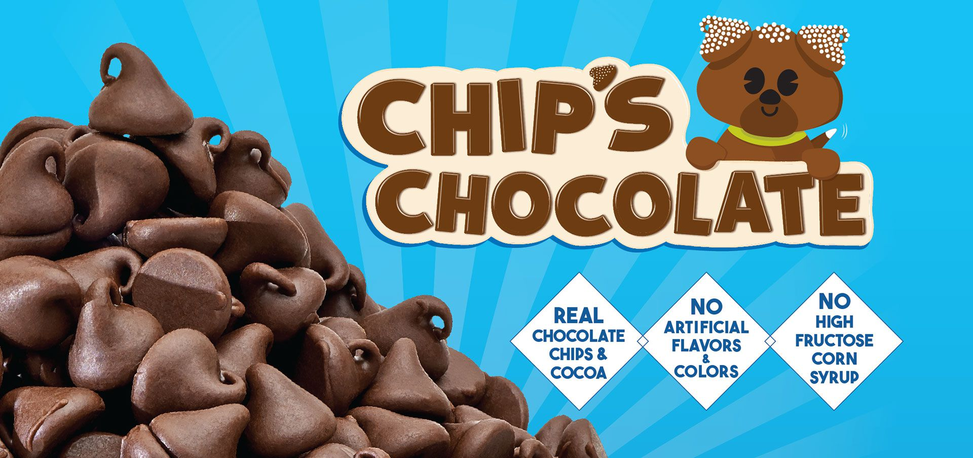 chip's chocolate label image