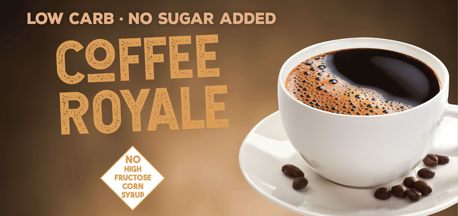 coffee royale label image