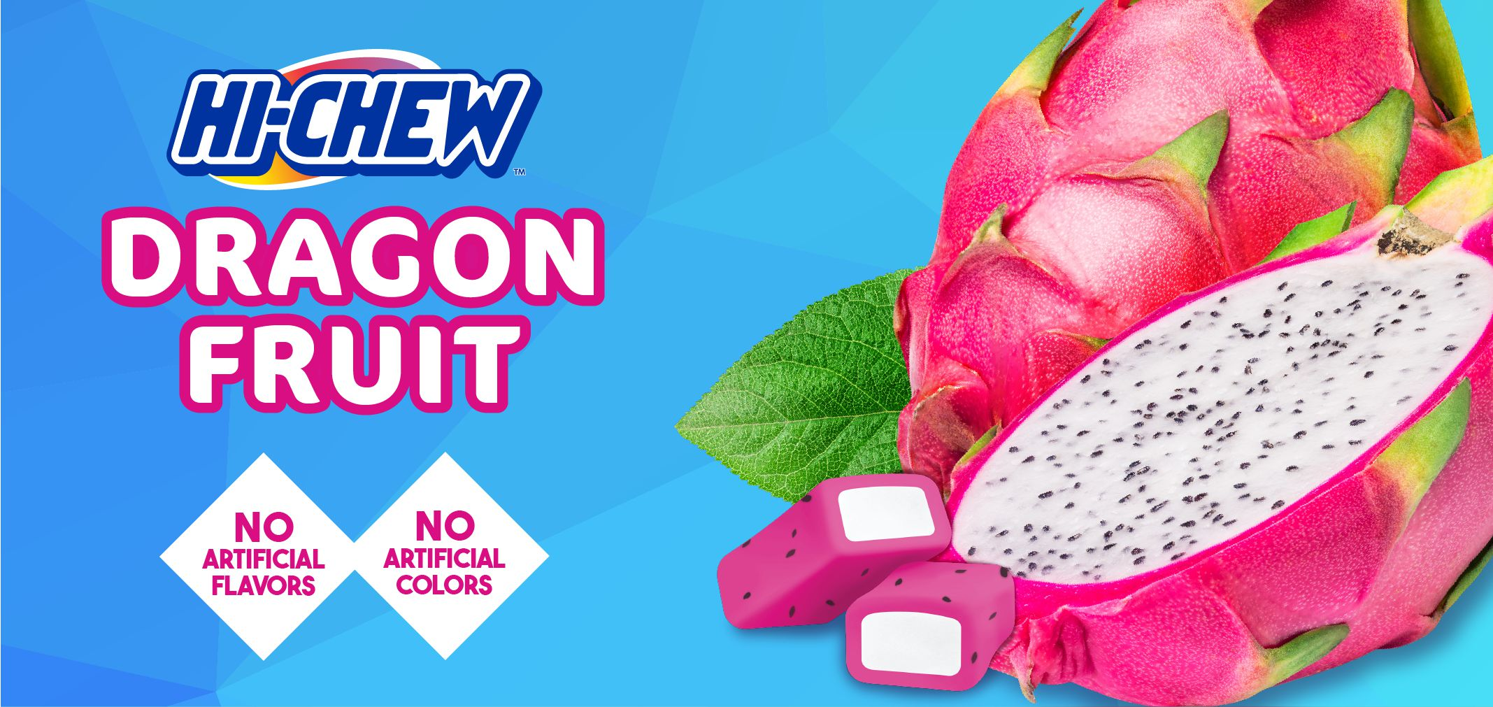 hi-chew™ dragon fruit label image