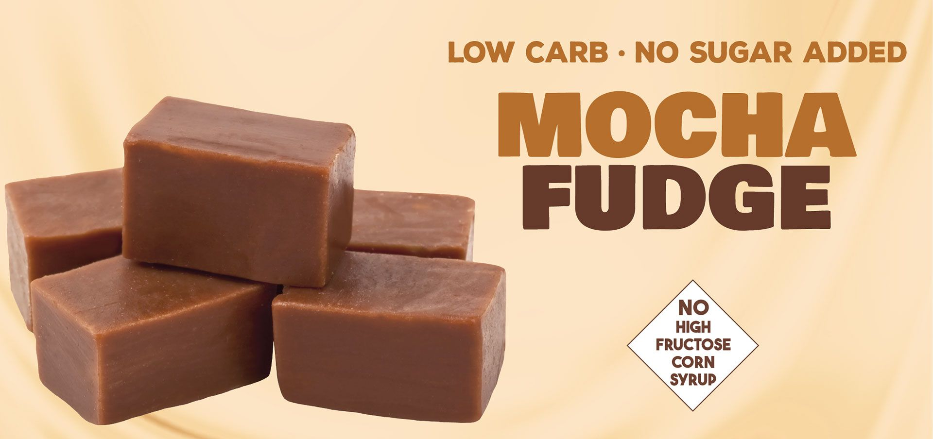 mocha fudge label image