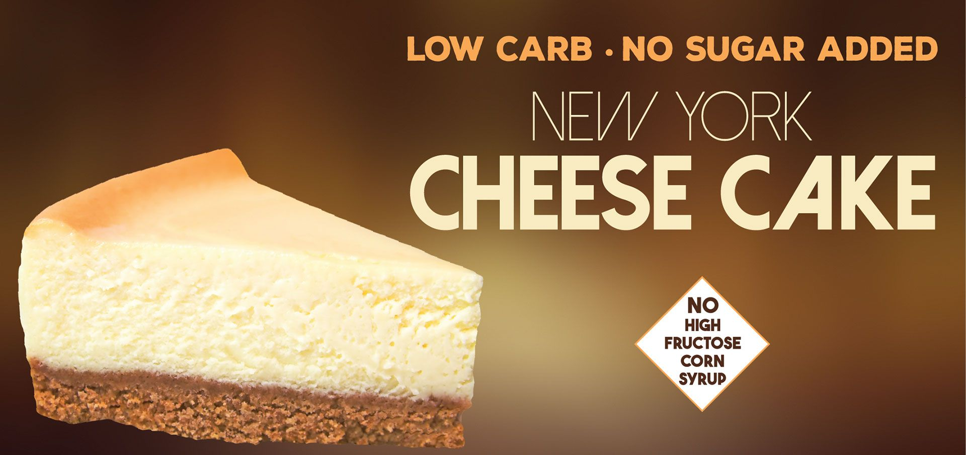 new york cheesecake label image
