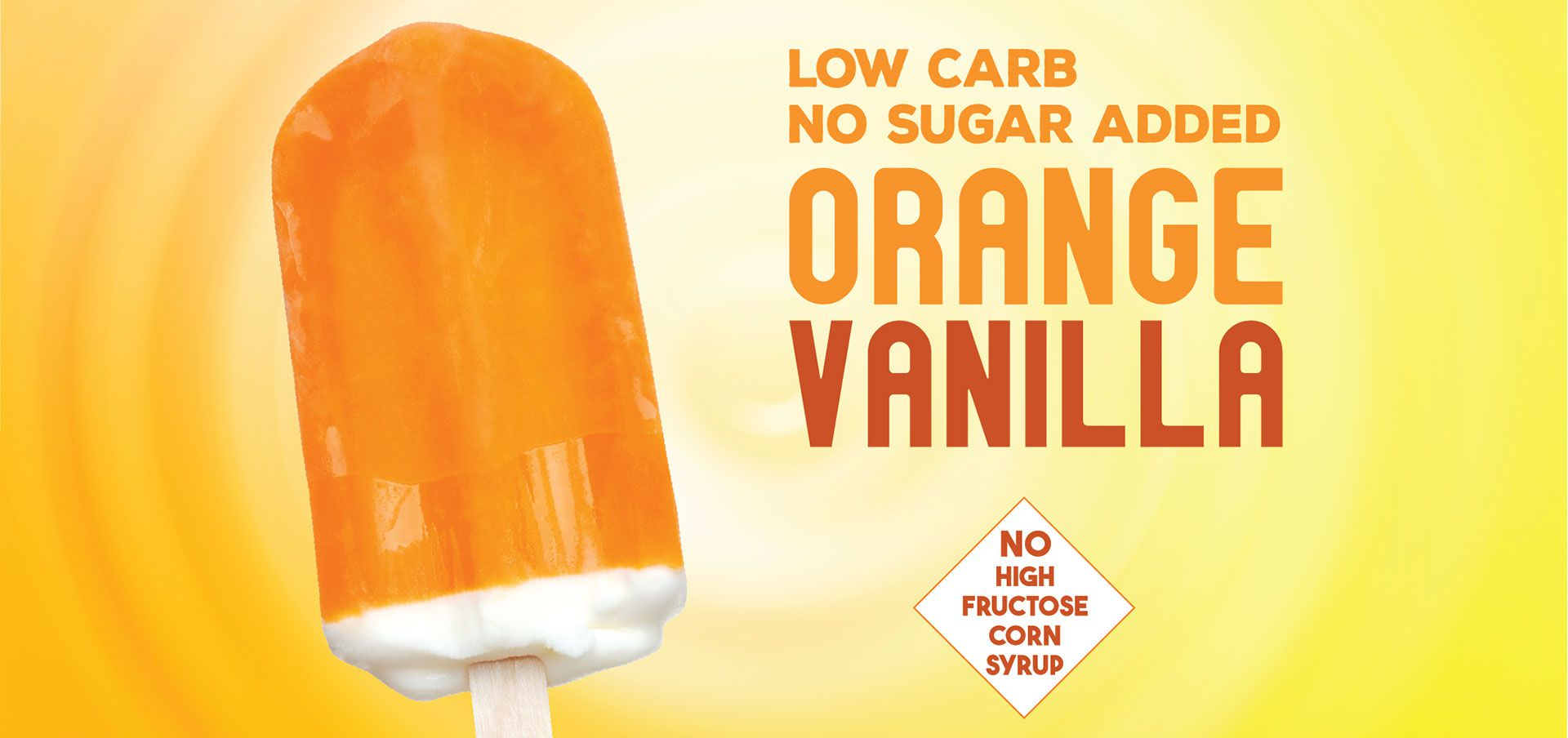 orange vanilla label image