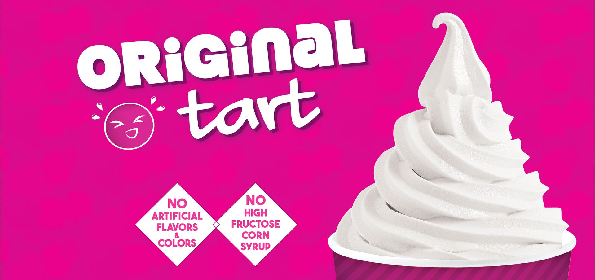 original tart label image