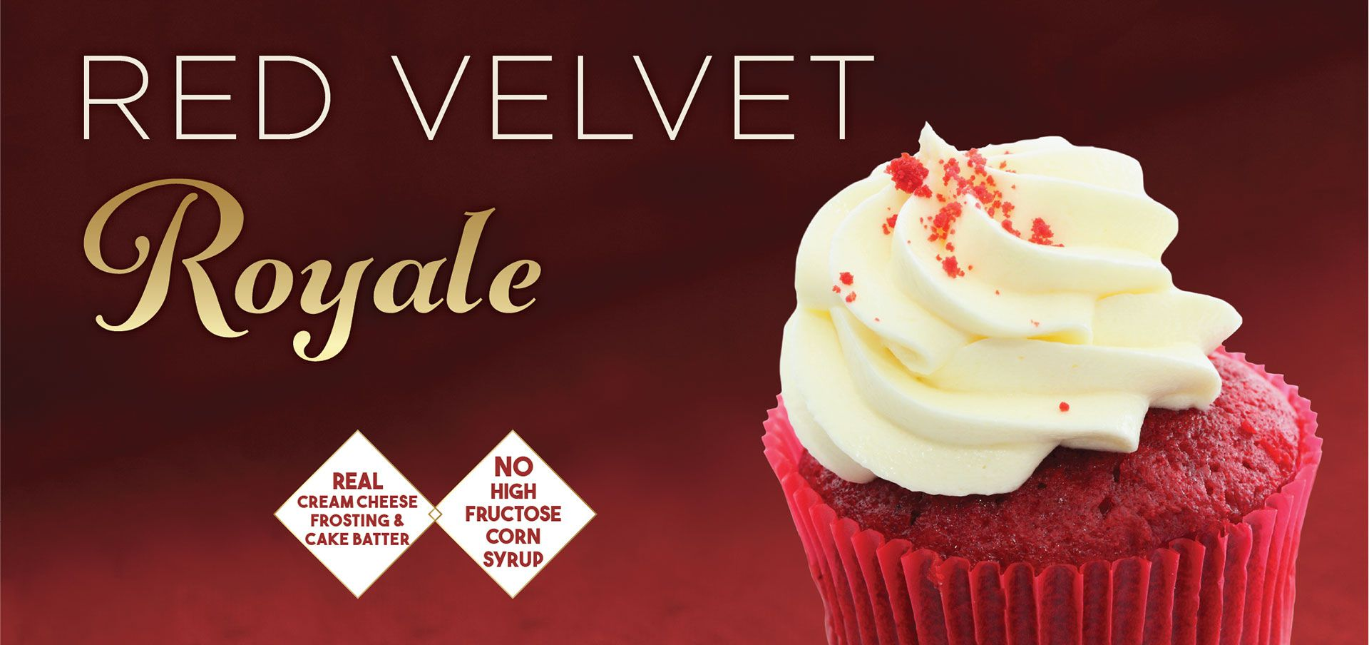 red velvet royale label image