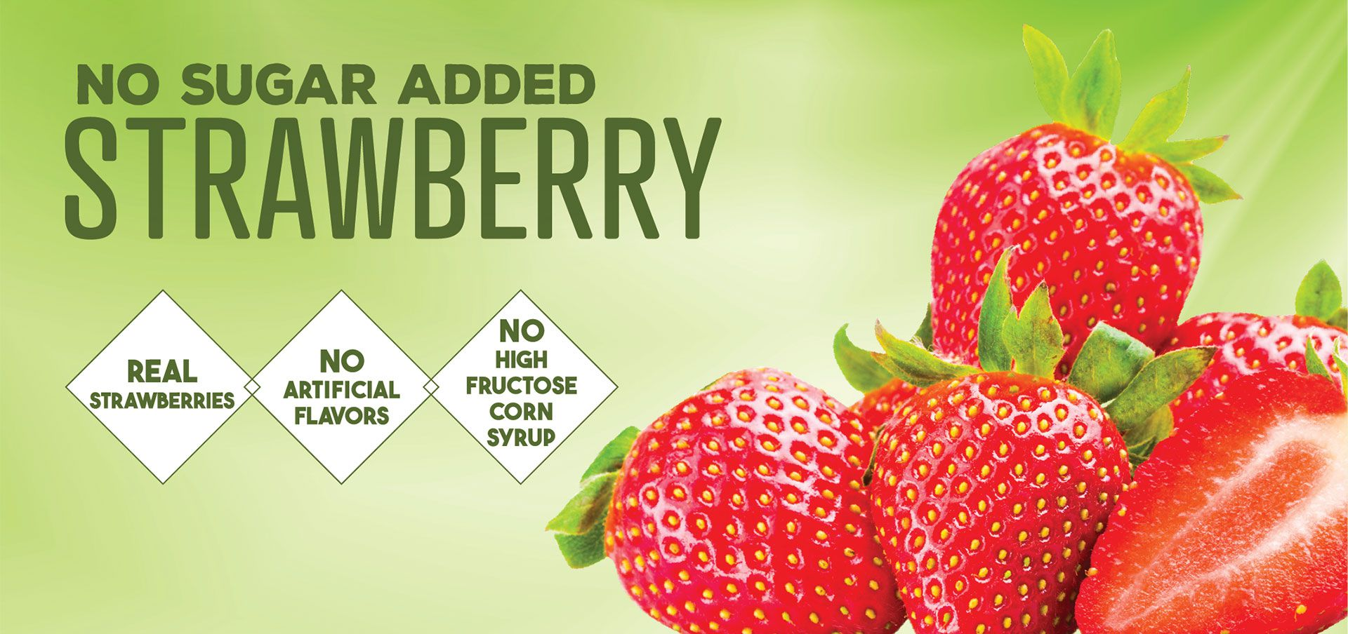 strawberry label image