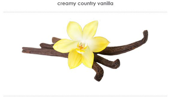 creamy country vanilla