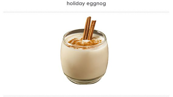 holiday eggnog