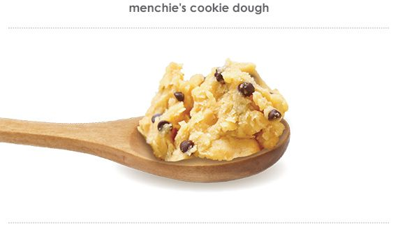 menchie's cookie dough