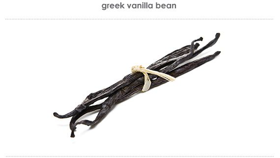 greek vanilla bean