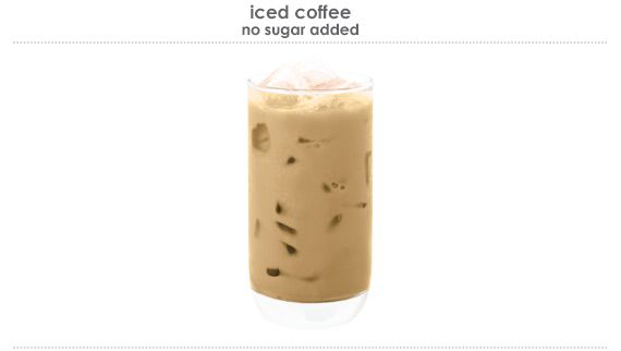 iced coffee nsa