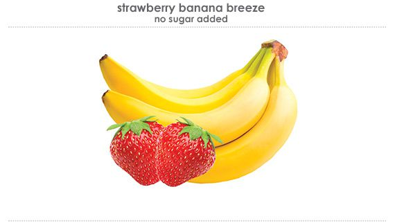 strawberry banana breeze NSA