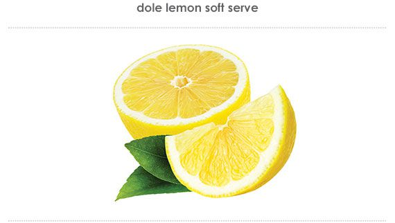 dole® whip lemon sorbet
