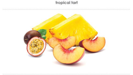 tropical tart