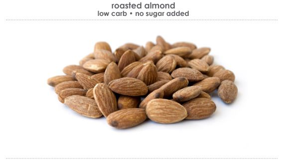 roasted almond