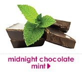 midnight chocolate mint NSA