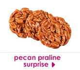 pecan praline surprise NSA