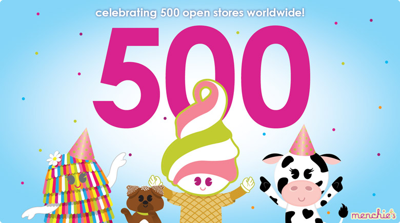 500 stores