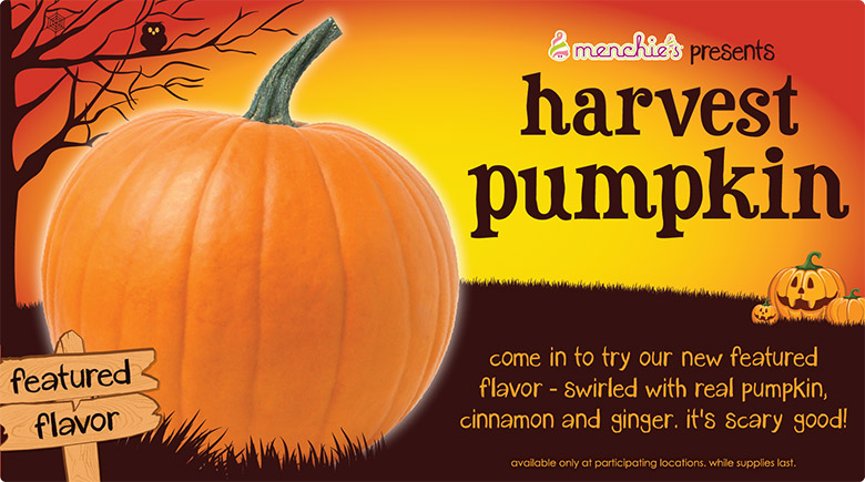 Featured Flavor - Harvest Pumpkin