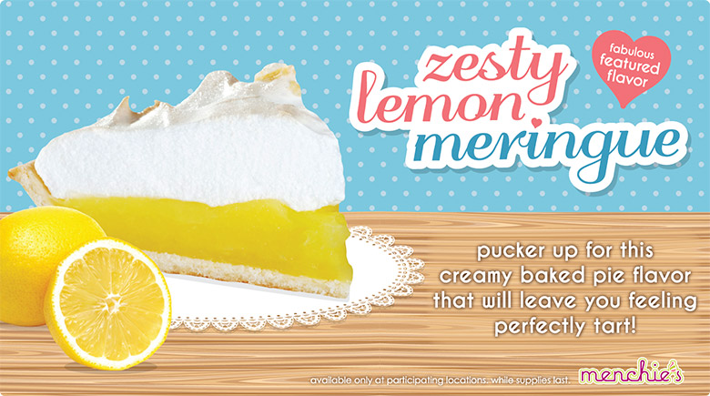 Zesty Lemon Meringue