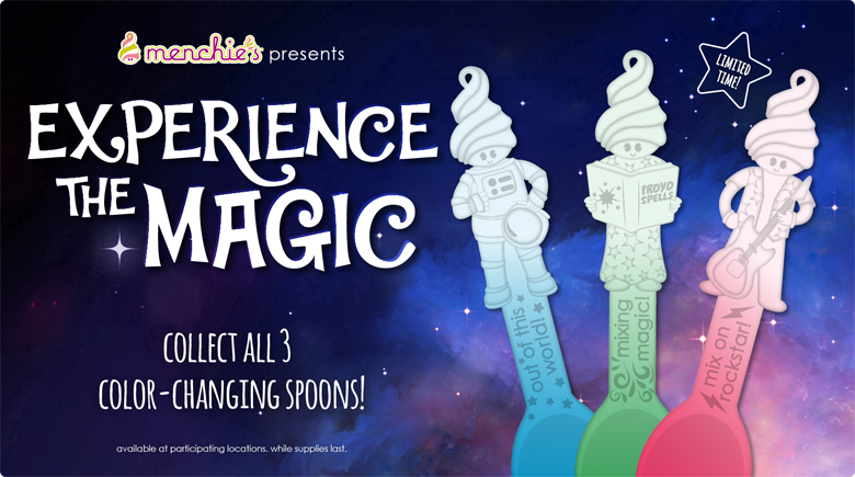 Experience the Magic