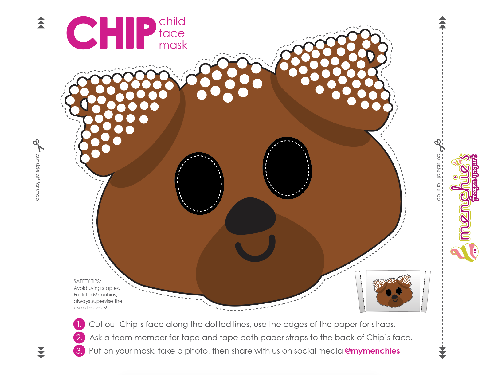 Create a Chip mask!