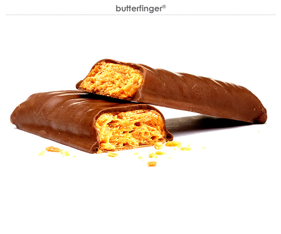 nestle butterfinger®