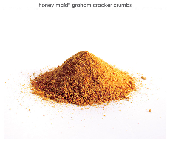 honey maid® graham cracker crumbs