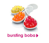 bursting boba