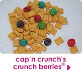 cap'n crunch's crunch berries®