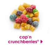 cap'n crunchberries®