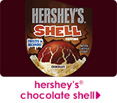 hershey's® chocolate shell
