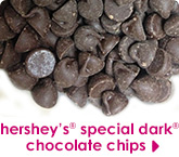hershey's® special dark® chocolate chips