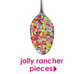 jolly rancher pieces