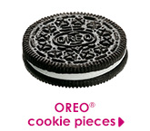 OREO® cookie pieces